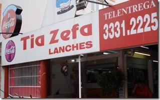 Tia Zefa
